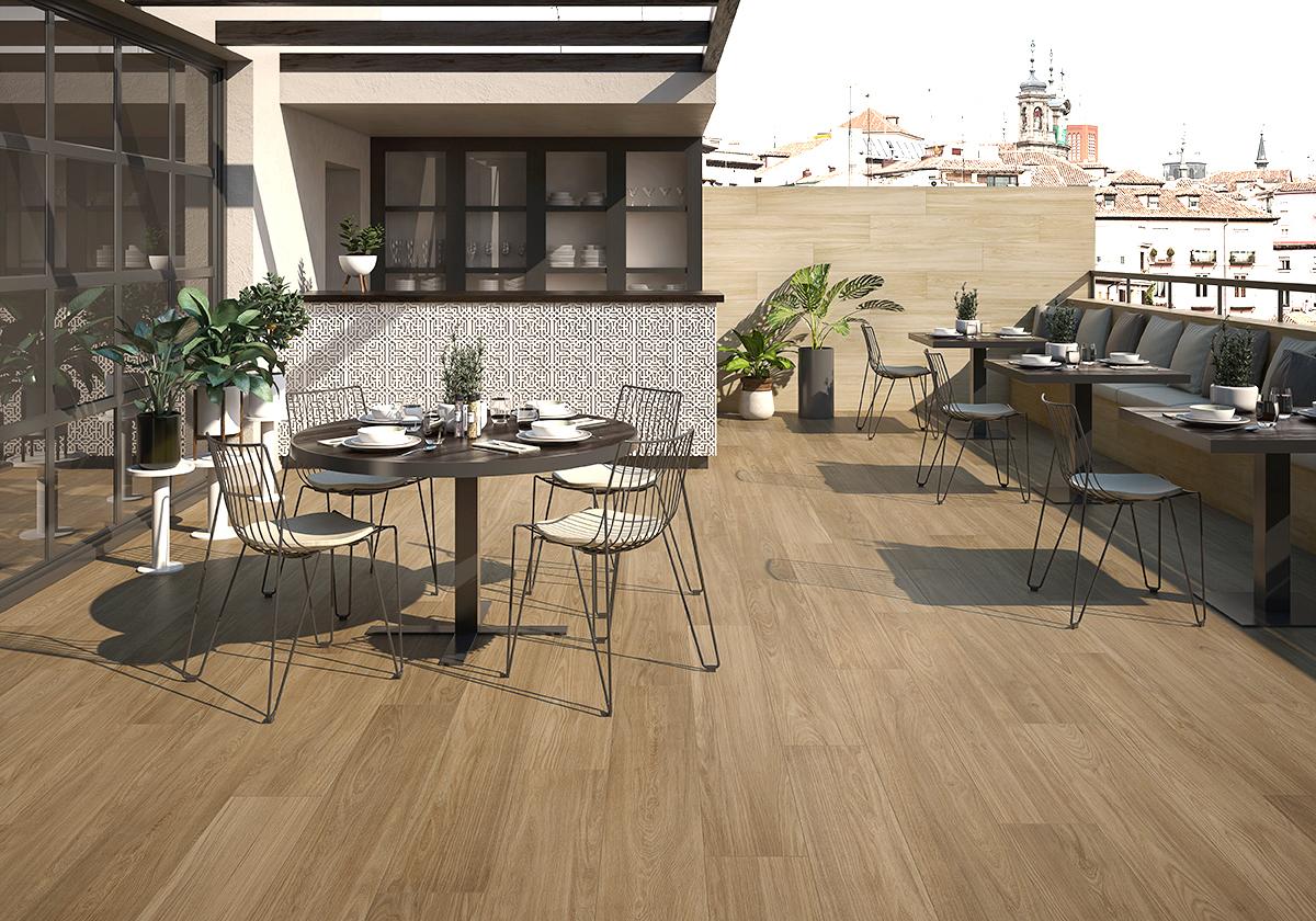 Consejos E Ideas En El Re Styling De Una Terraza Keraben Contract